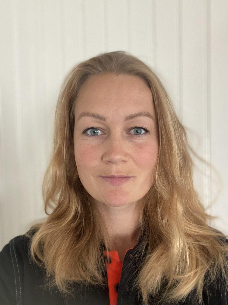 Kristine Steine Sund, avdelingsleder Otta